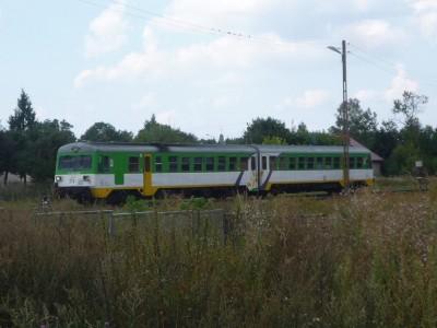 Do Czeremchy dojeżdża obecnie bezpośredni pociąg KM z Warszawy, a nawet z Tłuszcza.