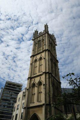 Choć każde jest też imponujące same w sobie, czy to piętnastowieczny kościół św. Stefana...