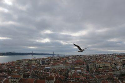 Niebo nad Lizboną